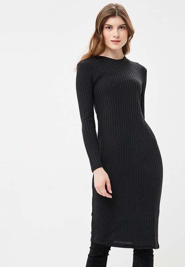 Купить Платье Incity, mp002xw1gyvn, черный, Осень-зима 2018/2019