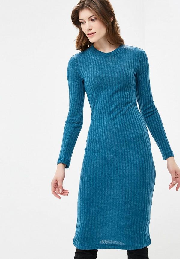 Купить Платье Incity, mp002xw1gyvo, синий, Осень-зима 2018/2019