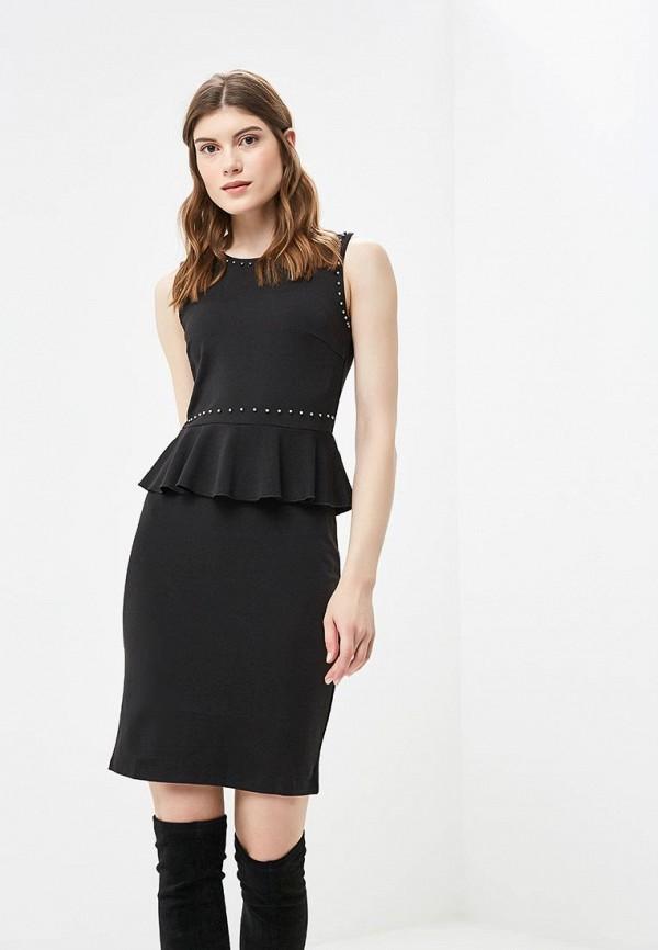Купить Платье Incity, mp002xw1gyvq, черный, Осень-зима 2018/2019