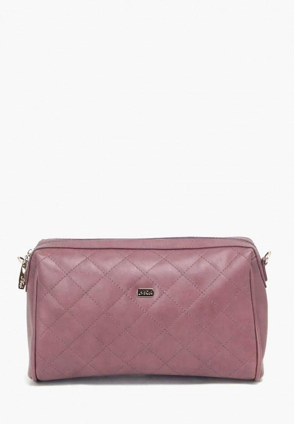 женская сумка solo, розовая