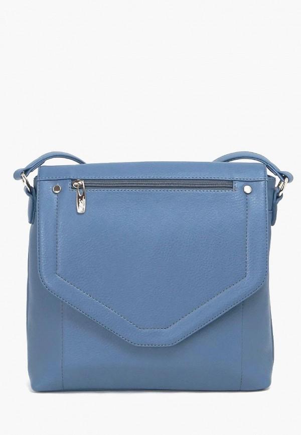 женская сумка solo, синяя
