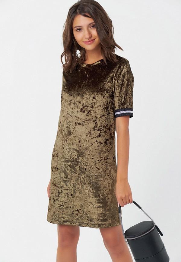 женское повседневные платье fly, хаки