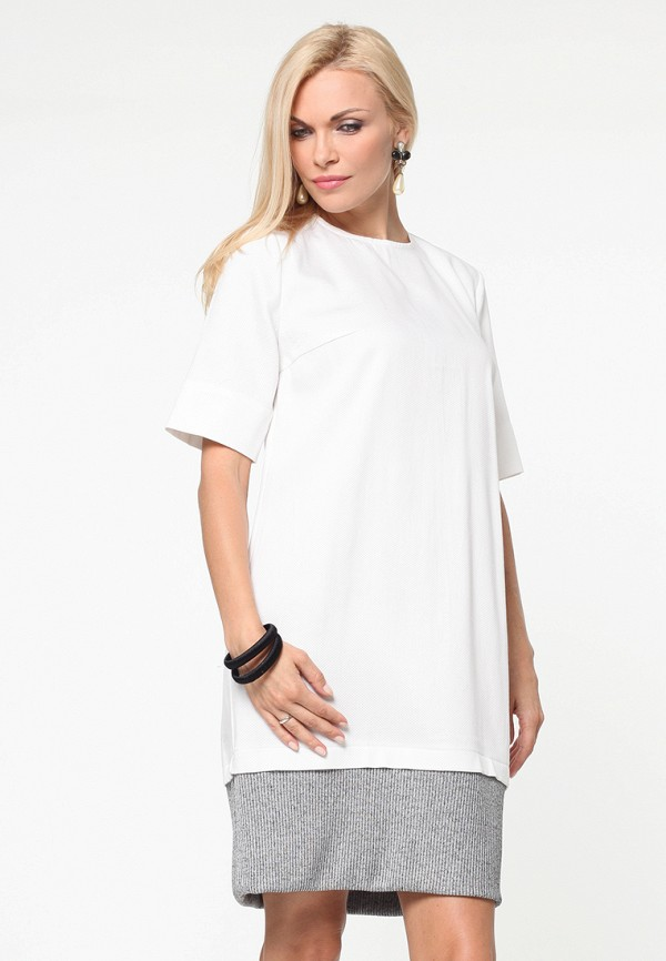 женское платье kata binska, белое