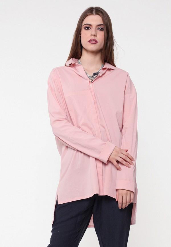 женская туника kata binska, розовая