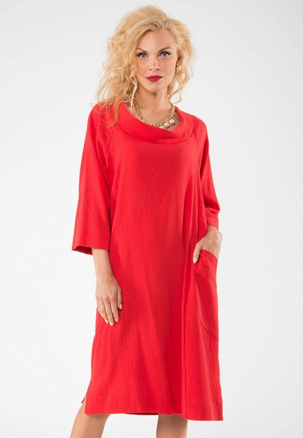 Купить Платье Kata Binska, DEEP, mp002xw1gyzh, красный, Осень-зима 2018/2019