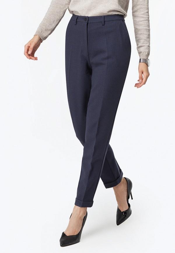 женские повседневные брюки vilatte, синие