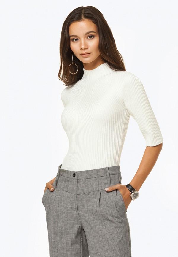 женский свитер vilatte, белый