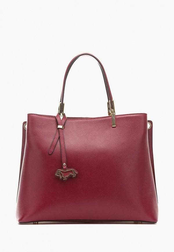 женская сумка labbra, красная
