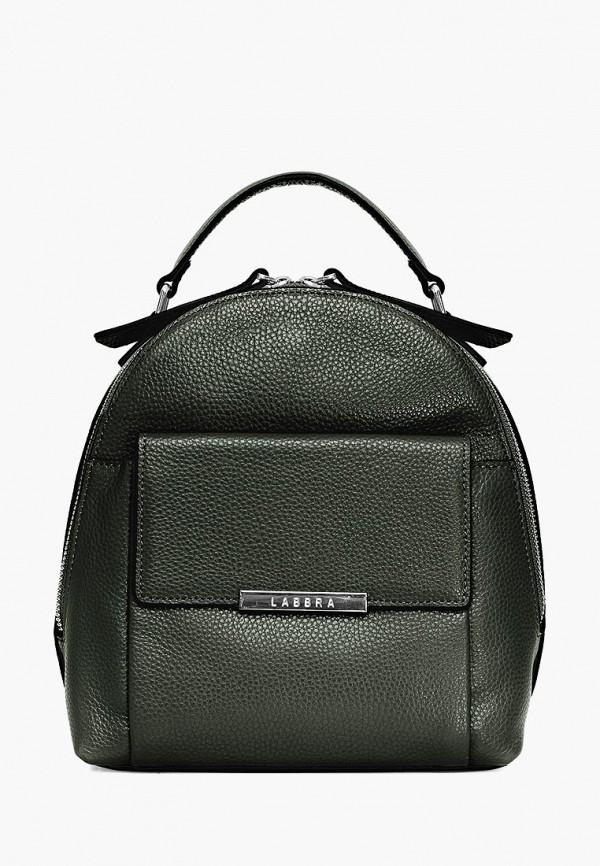 женский рюкзак labbra, зеленый