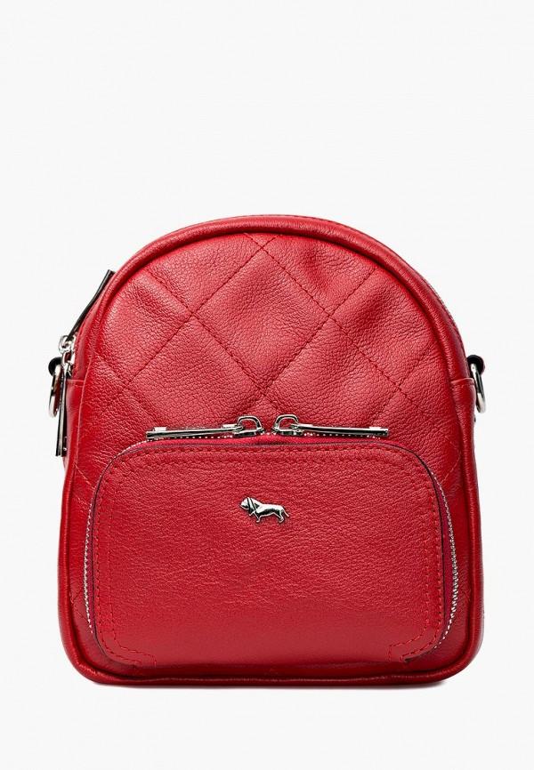 женский рюкзак labbra, красный