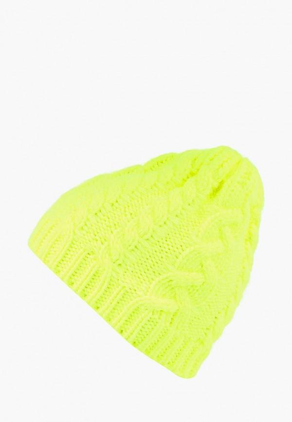 женская шапка ruxara, желтая