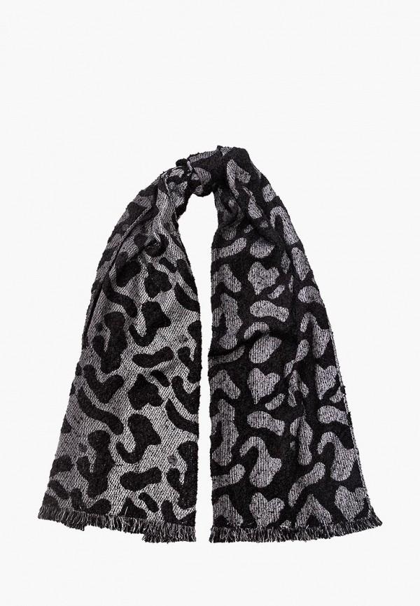 женский шарф labbra, серый