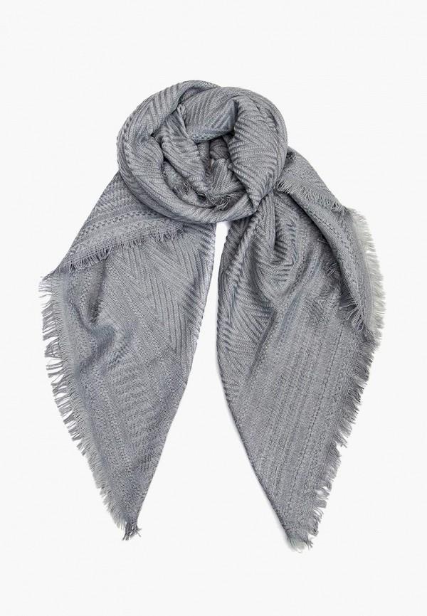женский платок labbra, серый