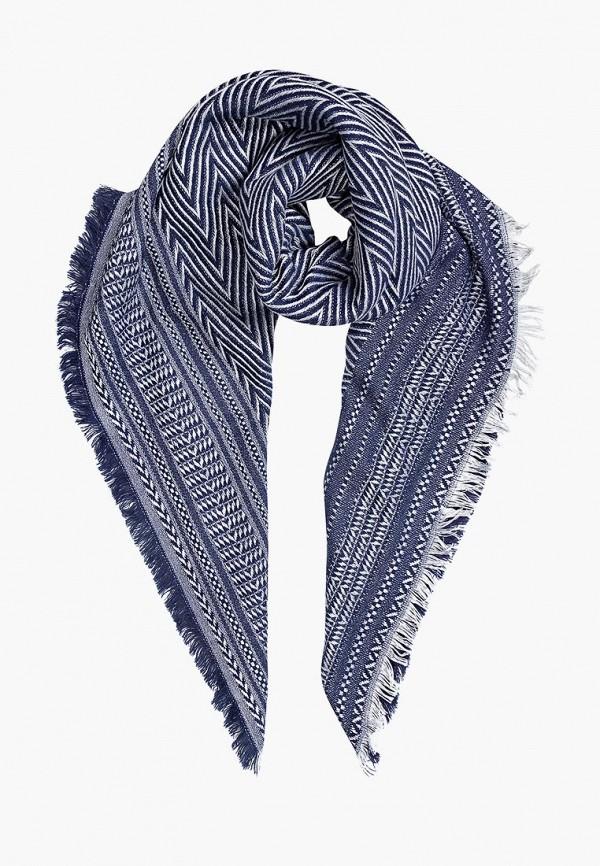 женский платок labbra, синий