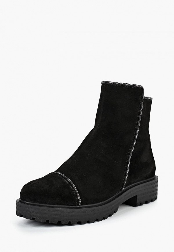 Высокие ботинки Emanuele Gelmetti