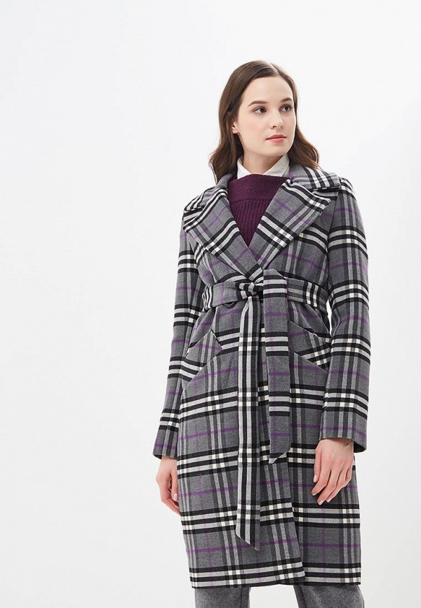 Купить Пальто Marco Bonne`, mp002xw1gzjw, серый, Весна-лето 2018