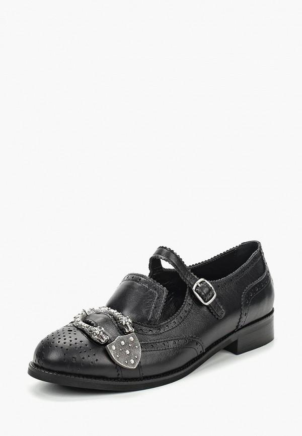 Купить Туфли Hestrend, mp002xw1gzmn, черный, Осень-зима 2018/2019