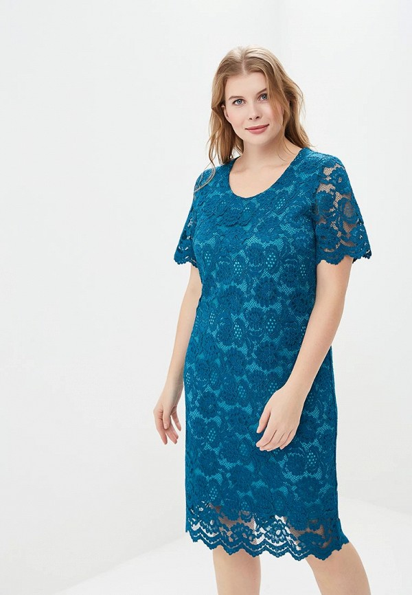 Фото - Платье Balsako Balsako MP002XW1GZOW платье oodji ultra цвет бирюзовый 14011005 3b 46148 7300n размер xl 50