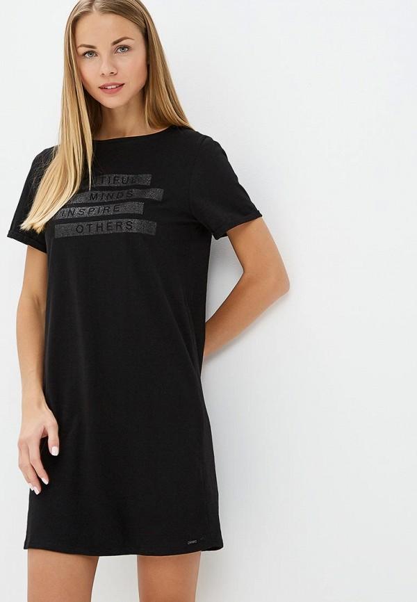 Платье Top Secret Top Secret MP002XW1GZPZ black choker sleeveless crop top