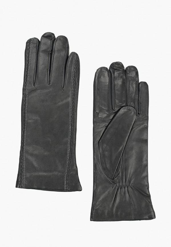женские перчатки dr.koffer, серые