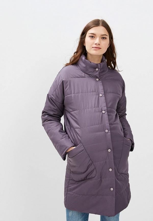 Купить Куртка утепленная Очаровательная Адель, серый, women, Осень-зима 2018/2019, Верхняя одежда