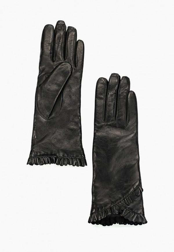 женские перчатки dr.koffer, черные