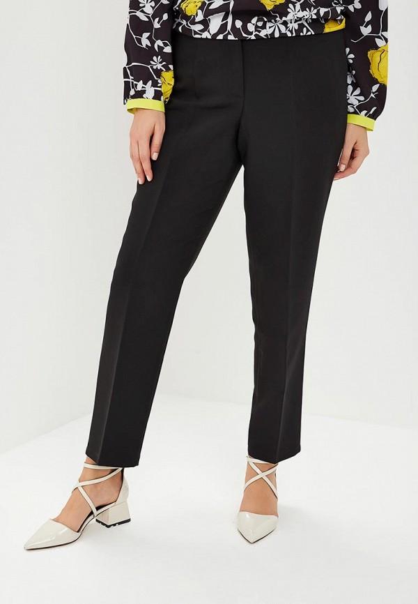 женские классические брюки virgi style, черные