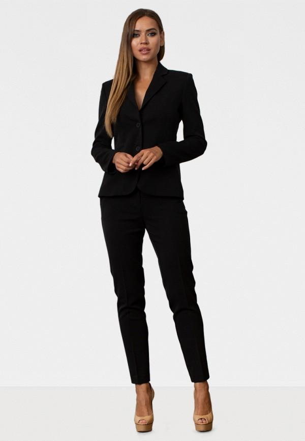 женский костюм zerkala, черный