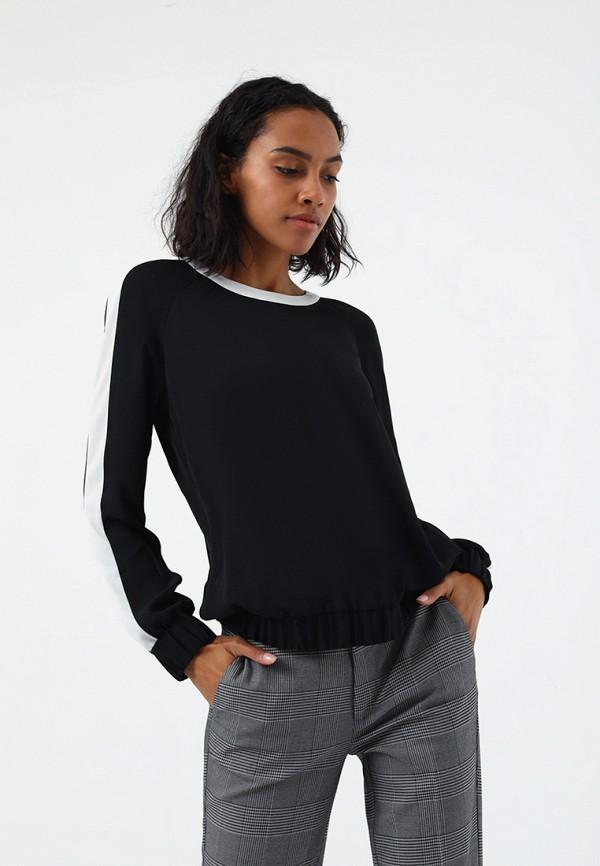 Купить Блуза Lime, mp002xw1h06b, черный, Осень-зима 2018/2019