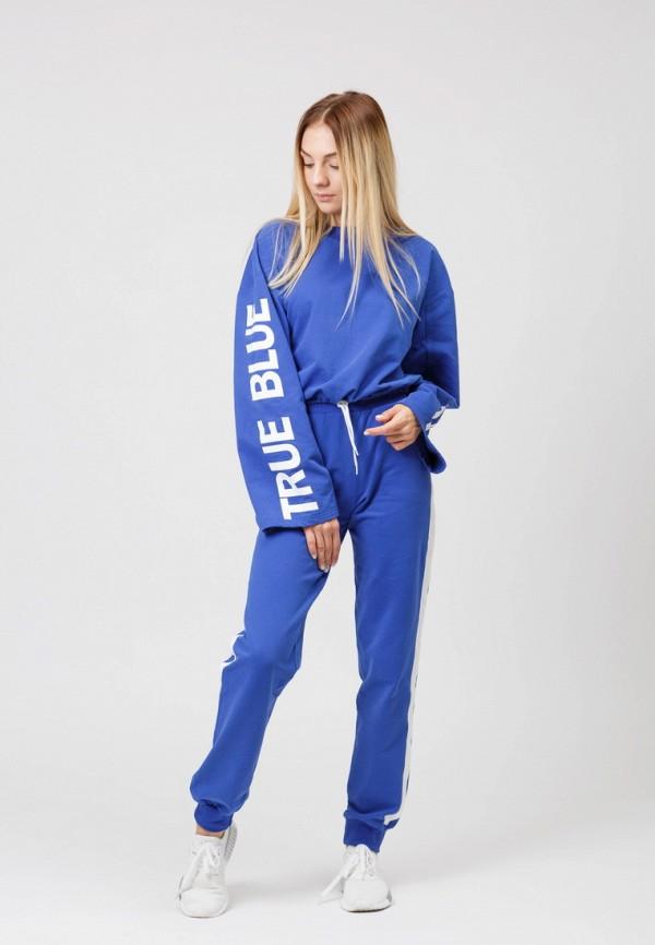 Купить Костюм спортивный Street Style, mp002xw1h07a, синий, Осень-зима 2018/2019