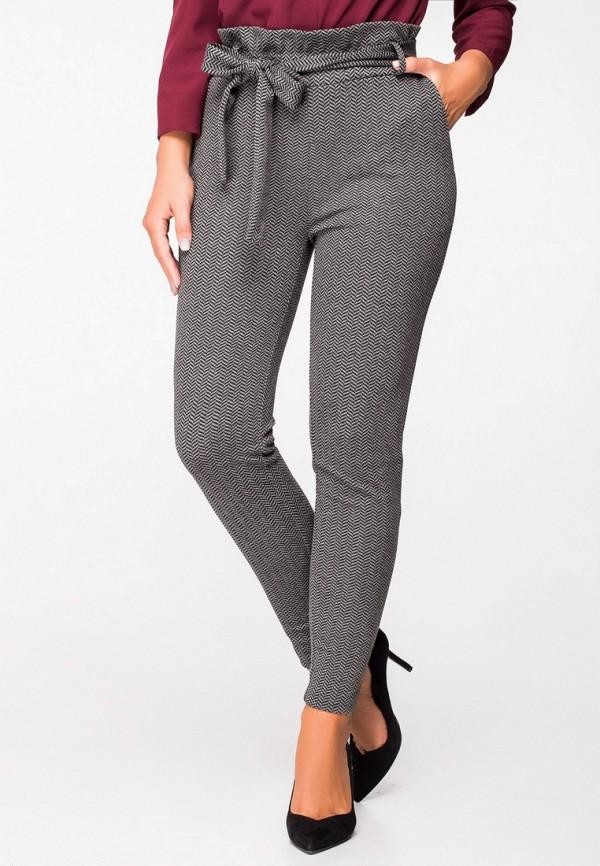 женские повседневные брюки itelle, серые