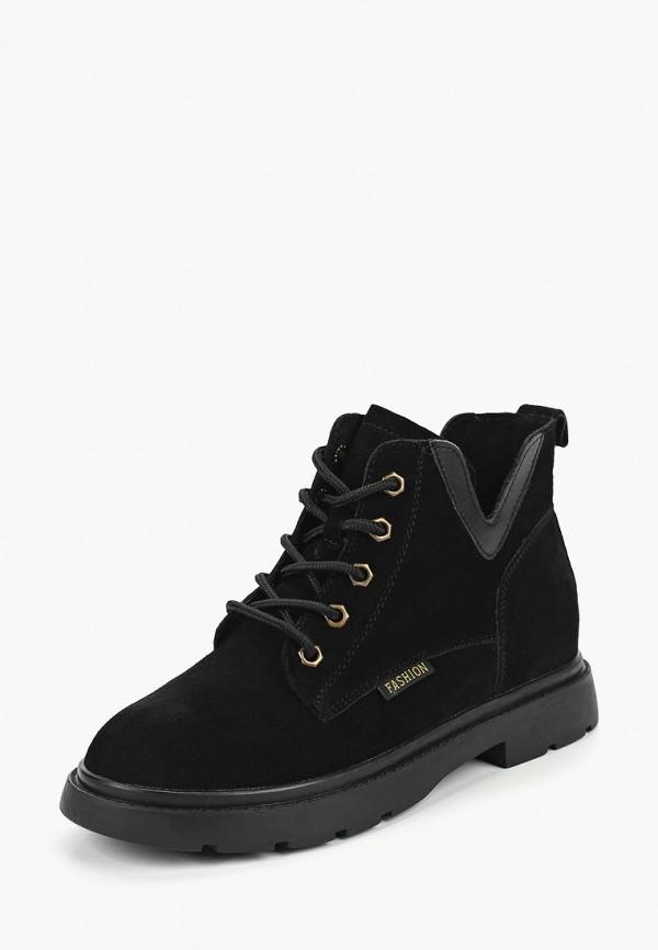 Купить Ботинки Sprincway, mp002xw1h0n8, черный, Осень-зима 2017/2018