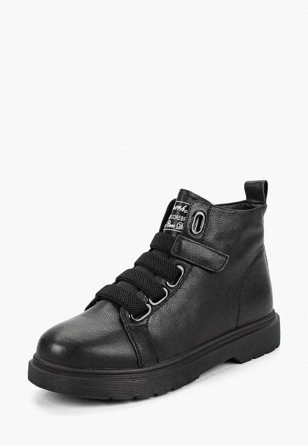 Купить Ботинки Sprincway, mp002xw1h0or, черный, Осень-зима 2017/2018