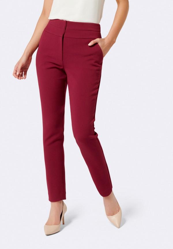 женские брюки forever new, бордовые