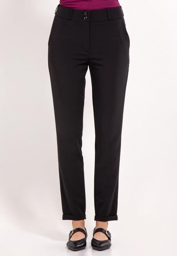 женские классические брюки bessa, черные