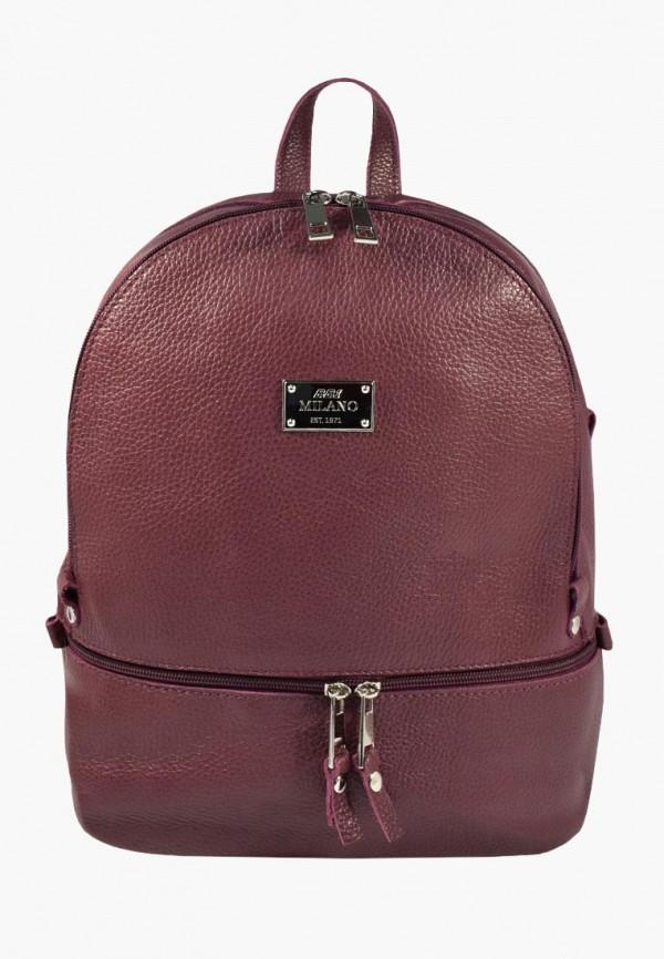 женский рюкзак bb1, бордовый
