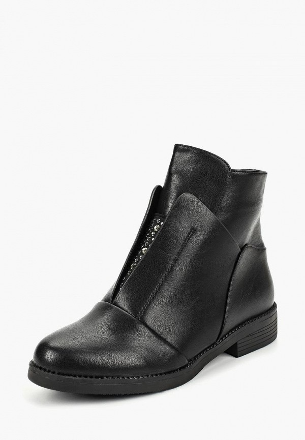 женские ботинки saivvila, черные