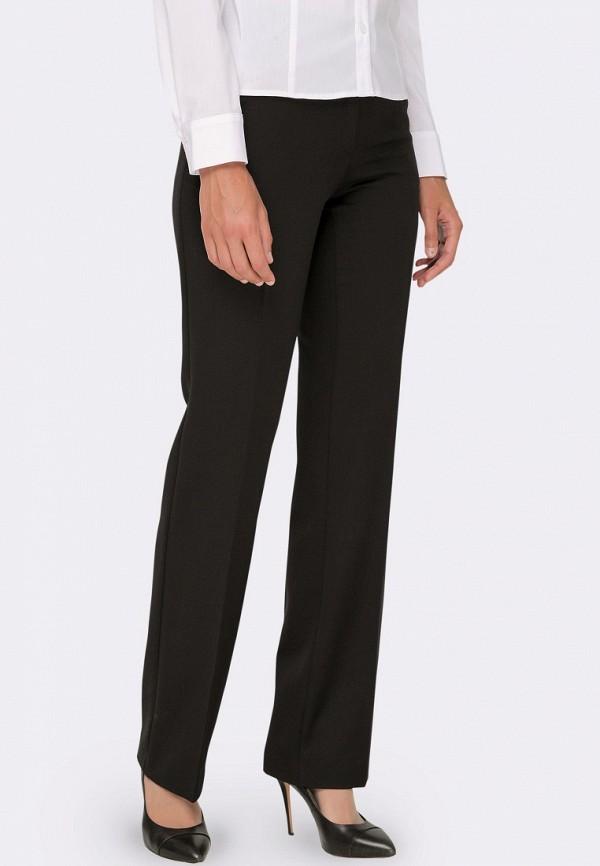 женские классические брюки cat orange, черные