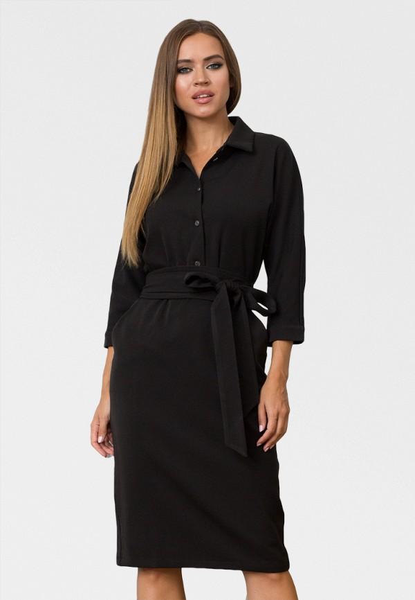 женское платье zerkala, черное