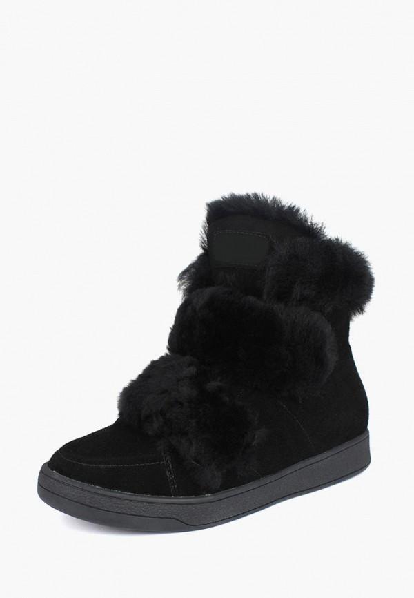 женские ботинки belletta, черные