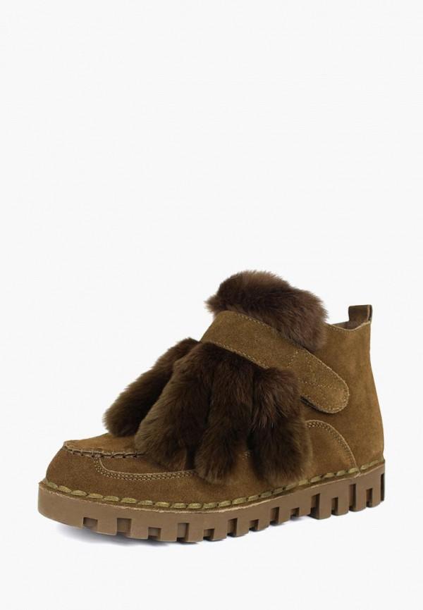 женские ботинки belletta, хаки