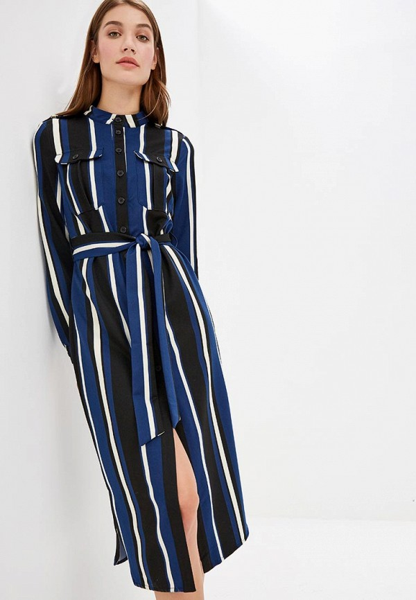 женское платье bezko, синее