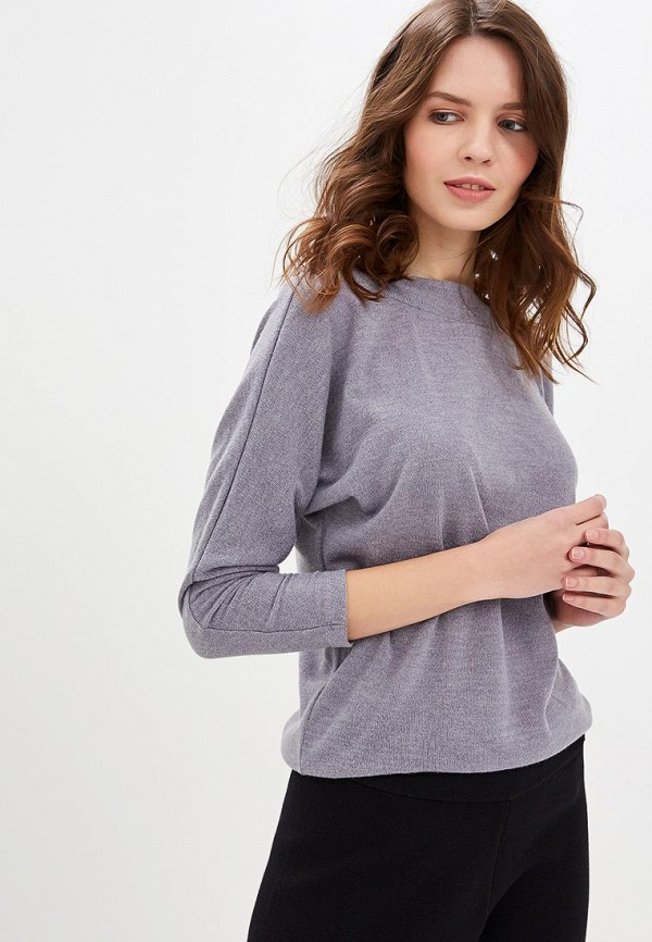 женский пуловер alina assi, серый