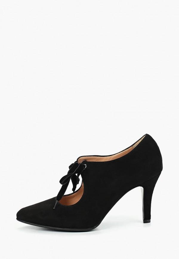 женские туфли madeleine, черные