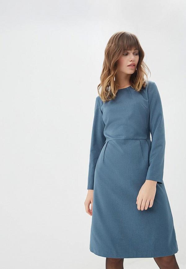 женское повседневные платье gregory, бирюзовое