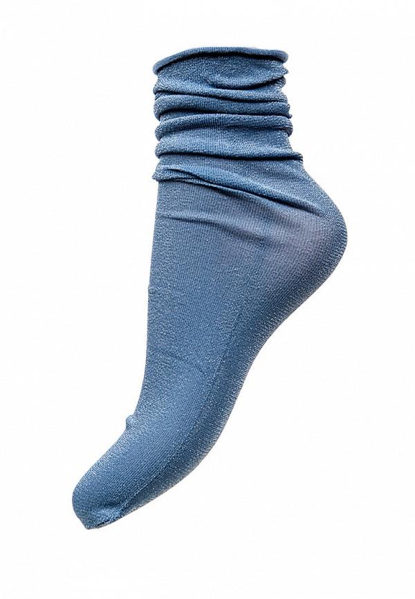 женские носки omero, голубые