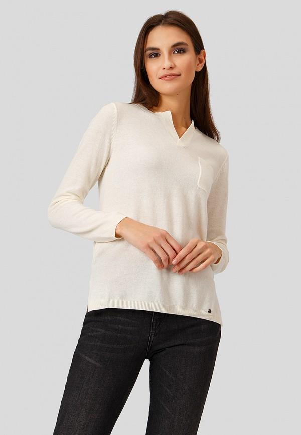 Купить Пуловер Finn Flare, mp002xw1h1tu, белый, Осень-зима 2018/2019