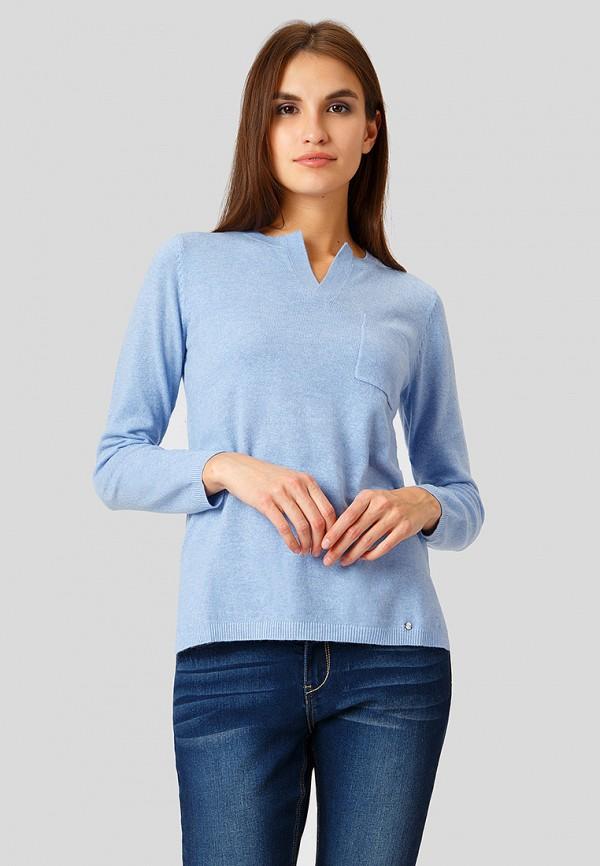 Купить Пуловер Finn Flare, mp002xw1h1tv, голубой, Осень-зима 2018/2019
