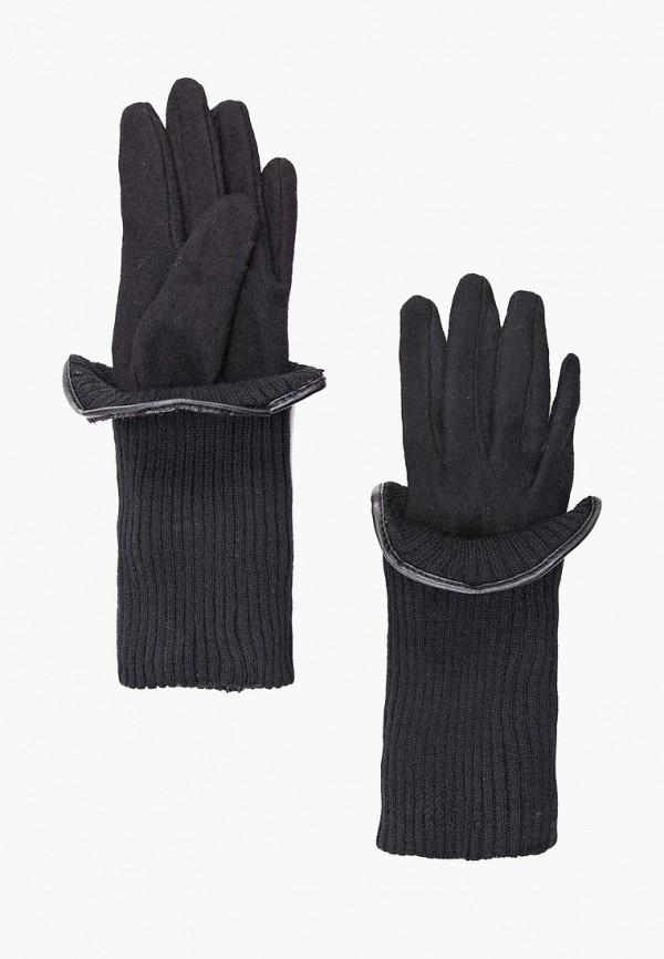Купить Перчатки Finn Flare, mp002xw1h1xm, черный, Осень-зима 2018/2019