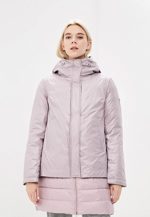 женская куртка tom farr, розовая